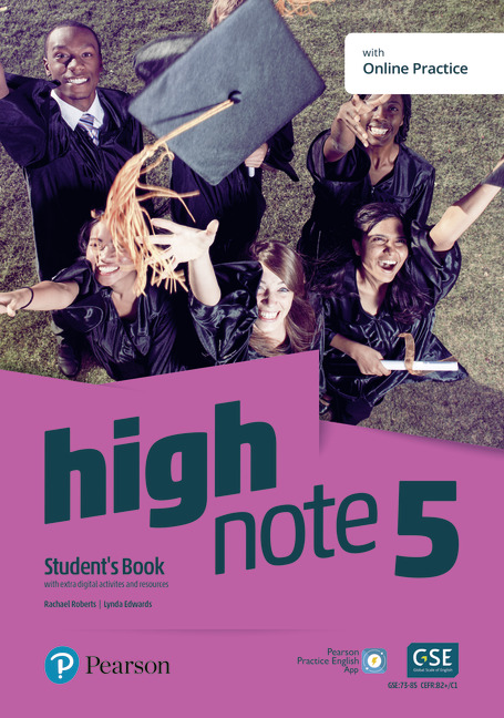 High Note 5 - methode Engels voor tto