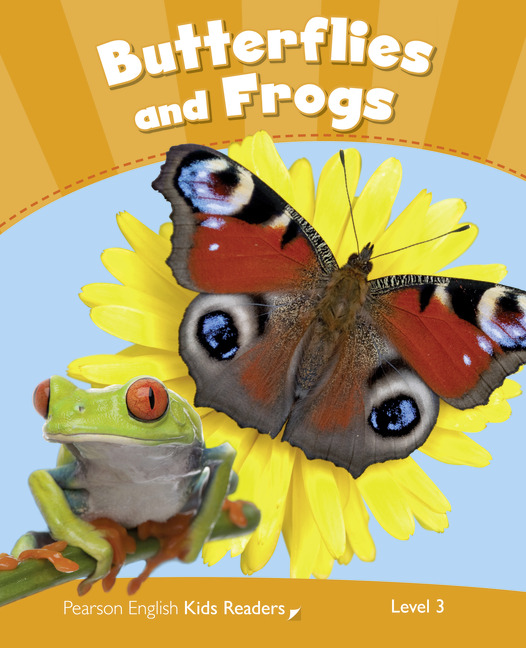 Butterflies and frogs