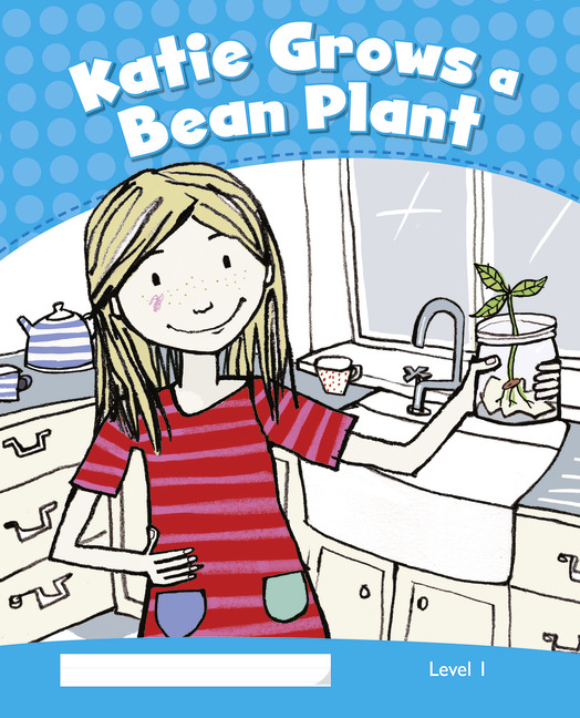 Katie grows a plant