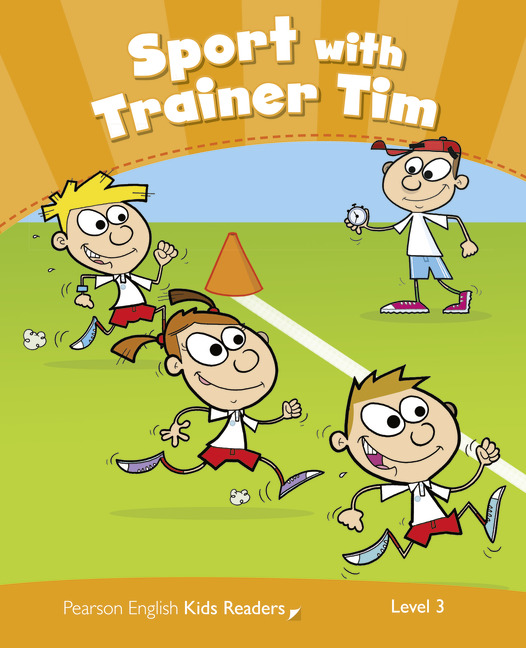 Sport with trainer Tim