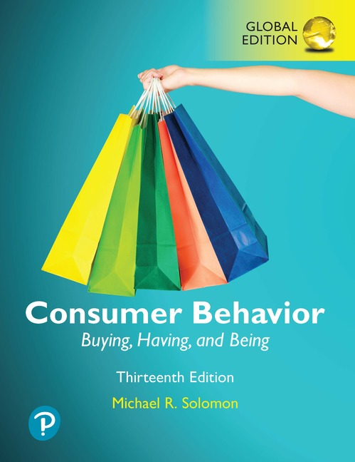 Consumer Behaviour: A European Perspective, 7/E