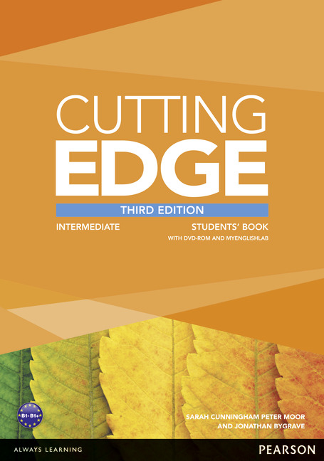 Cutting Edge 3rd Edition cover image