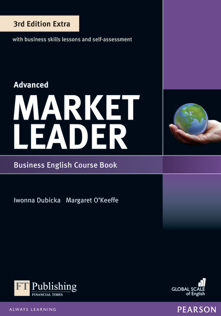 Market Leader 3rd Edition cover image