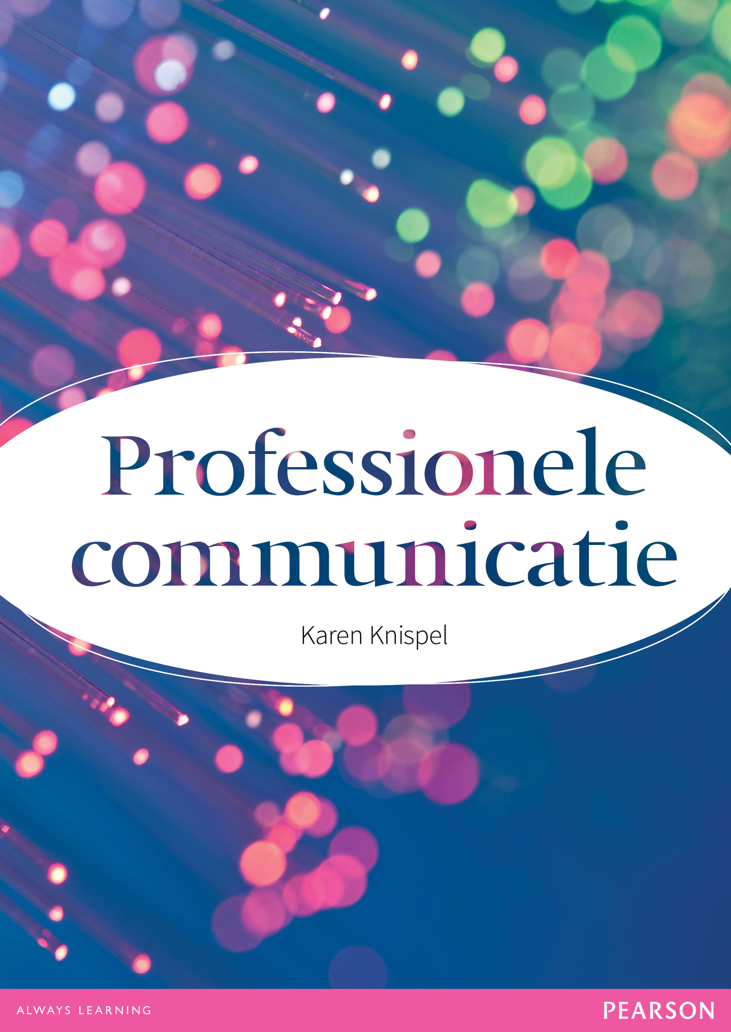 Cover Professionele communicatie met MyLab NL