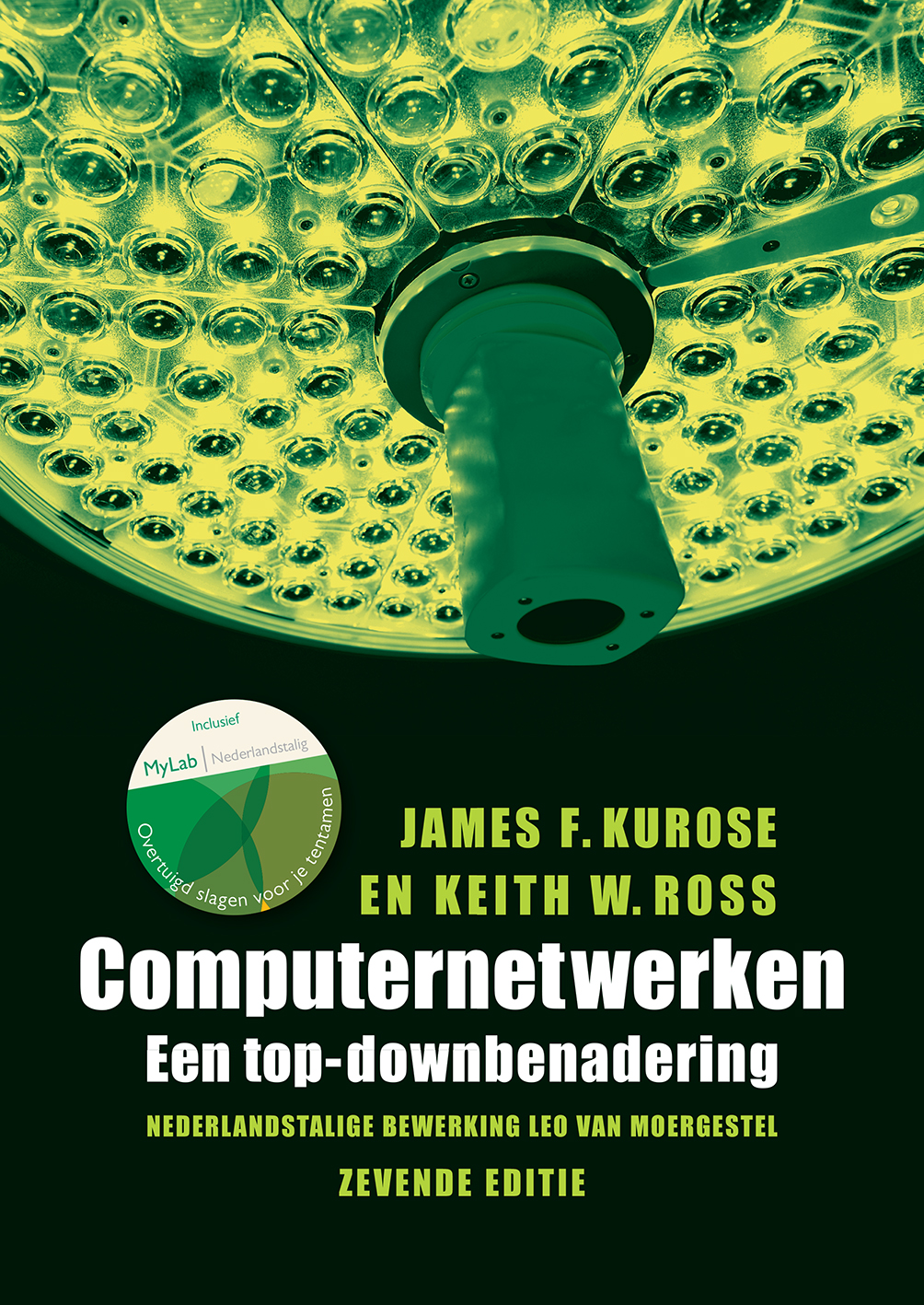 Cover Computernetwerken, 7e editie