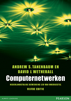 Cover Computernetwerken, 5e editie