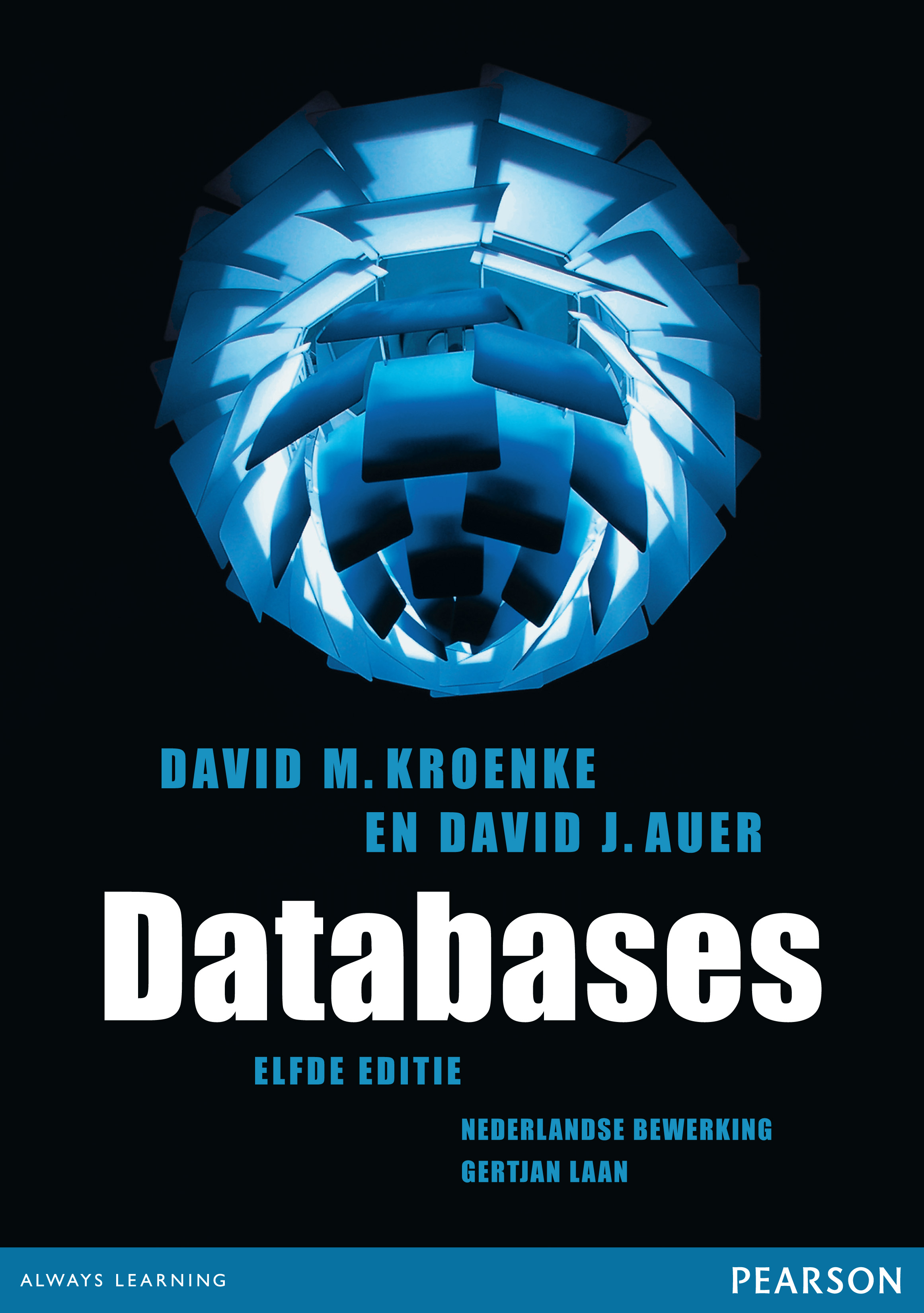 Cover Databases, 11e editie