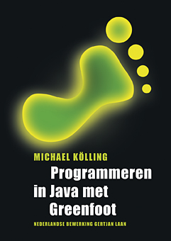 Cover Programmeren in Java met Greenfoot