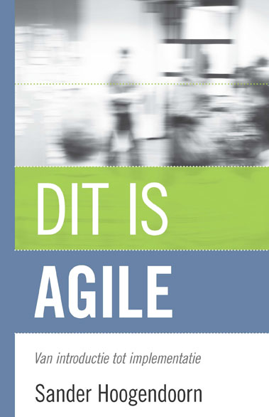 Cover Dit is agile