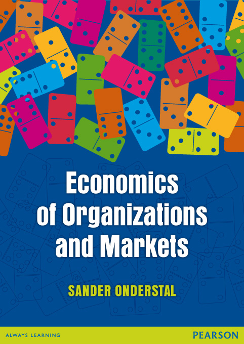 Cover Economics of Organizations and Markets