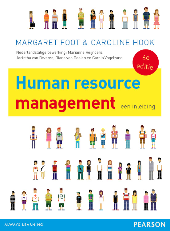 Cover Human resource management - een inleiding, 6e (incl. XTRA)