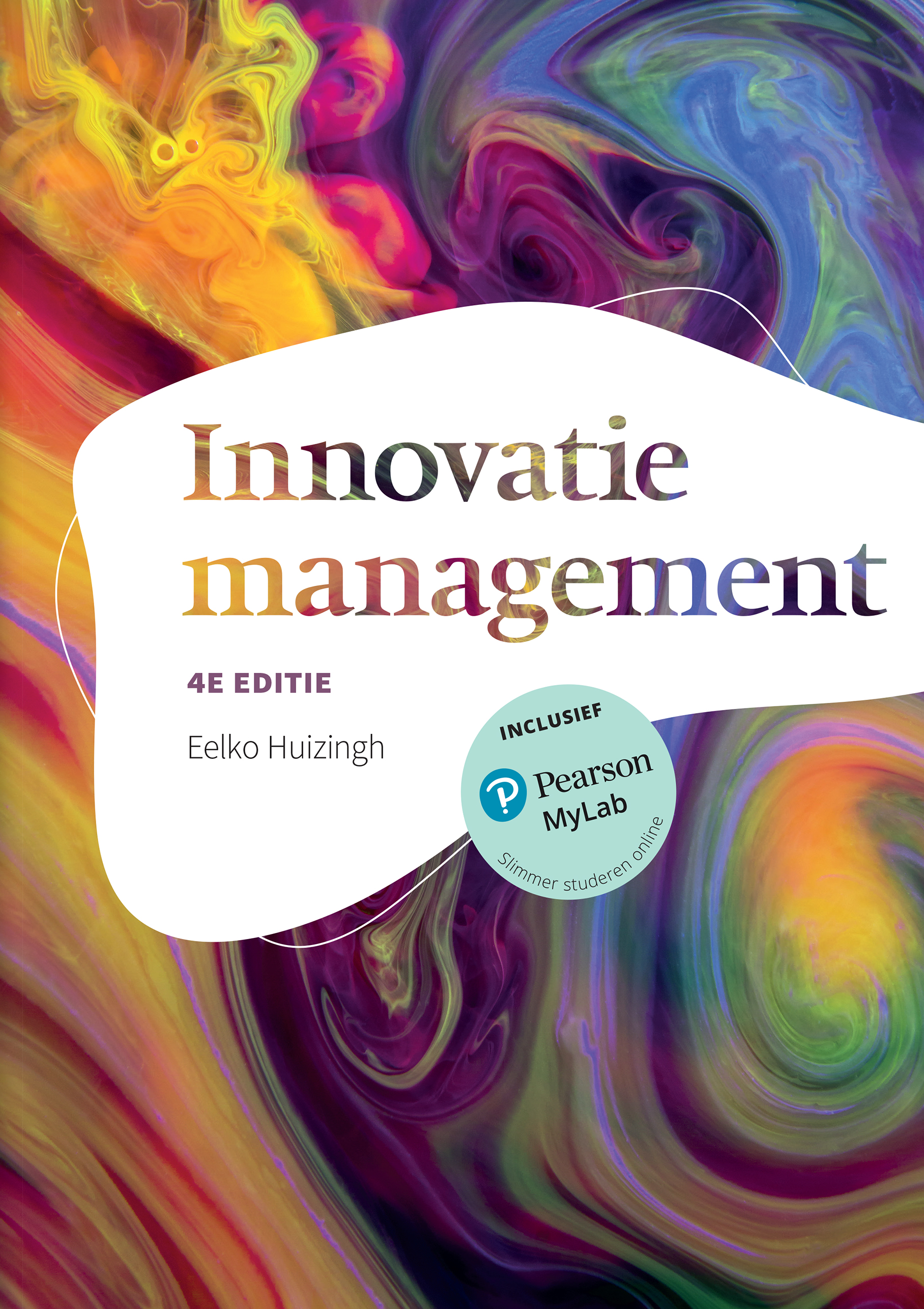 Cover Innovatiemanagement, 4e editie met MyLab