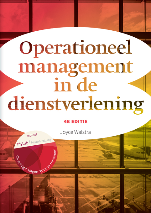 Cover Operationeel management in de dienstverlening