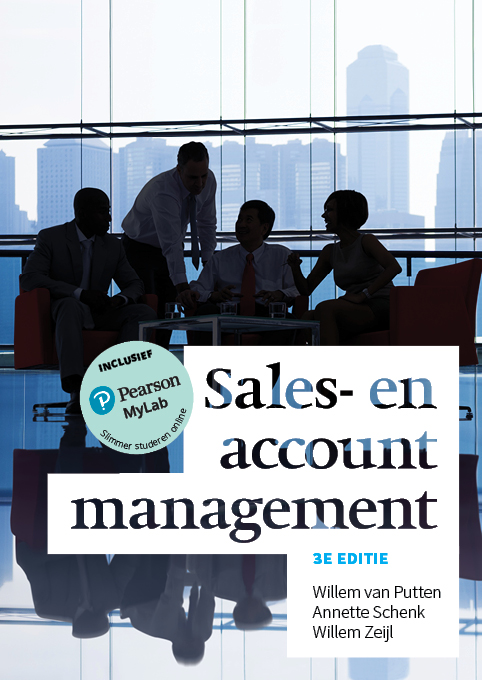 Cover Sales- en accountmanagement