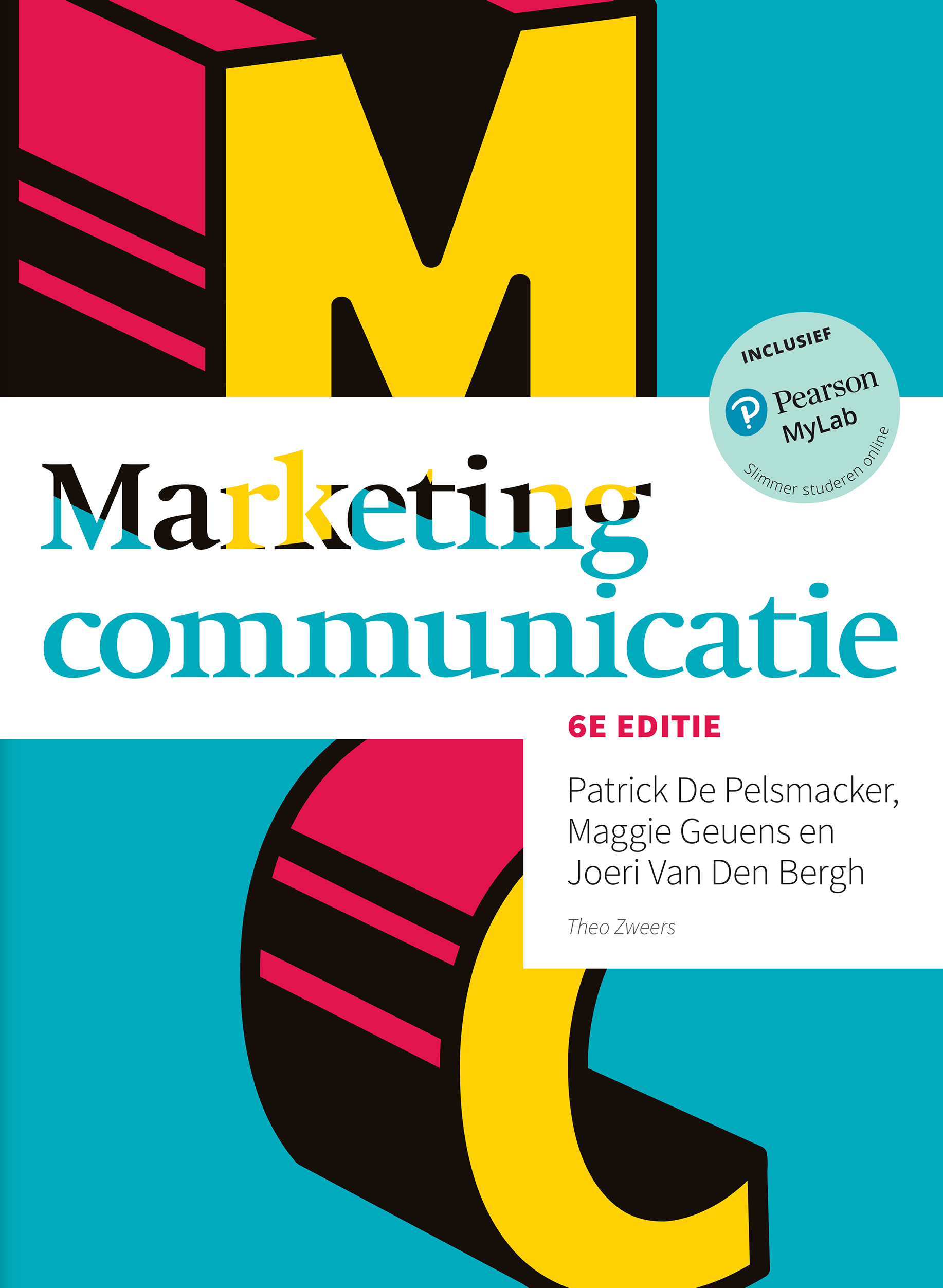Cover Marketingcommunicatie