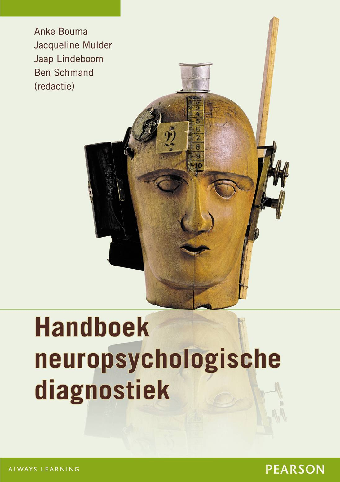 Cover Handboek neuropsychologische diagnostiek