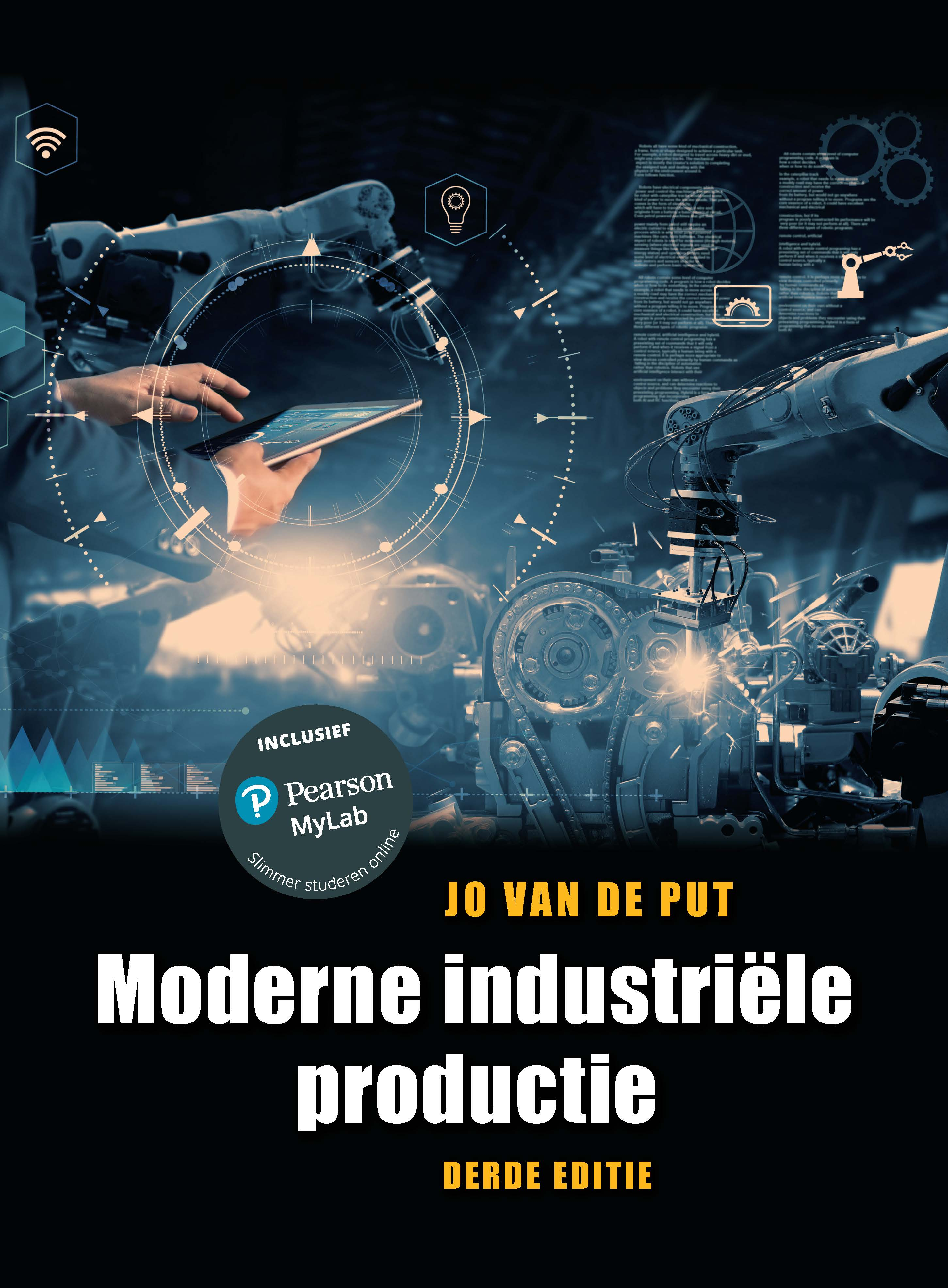 Cover Moderne industriele productie