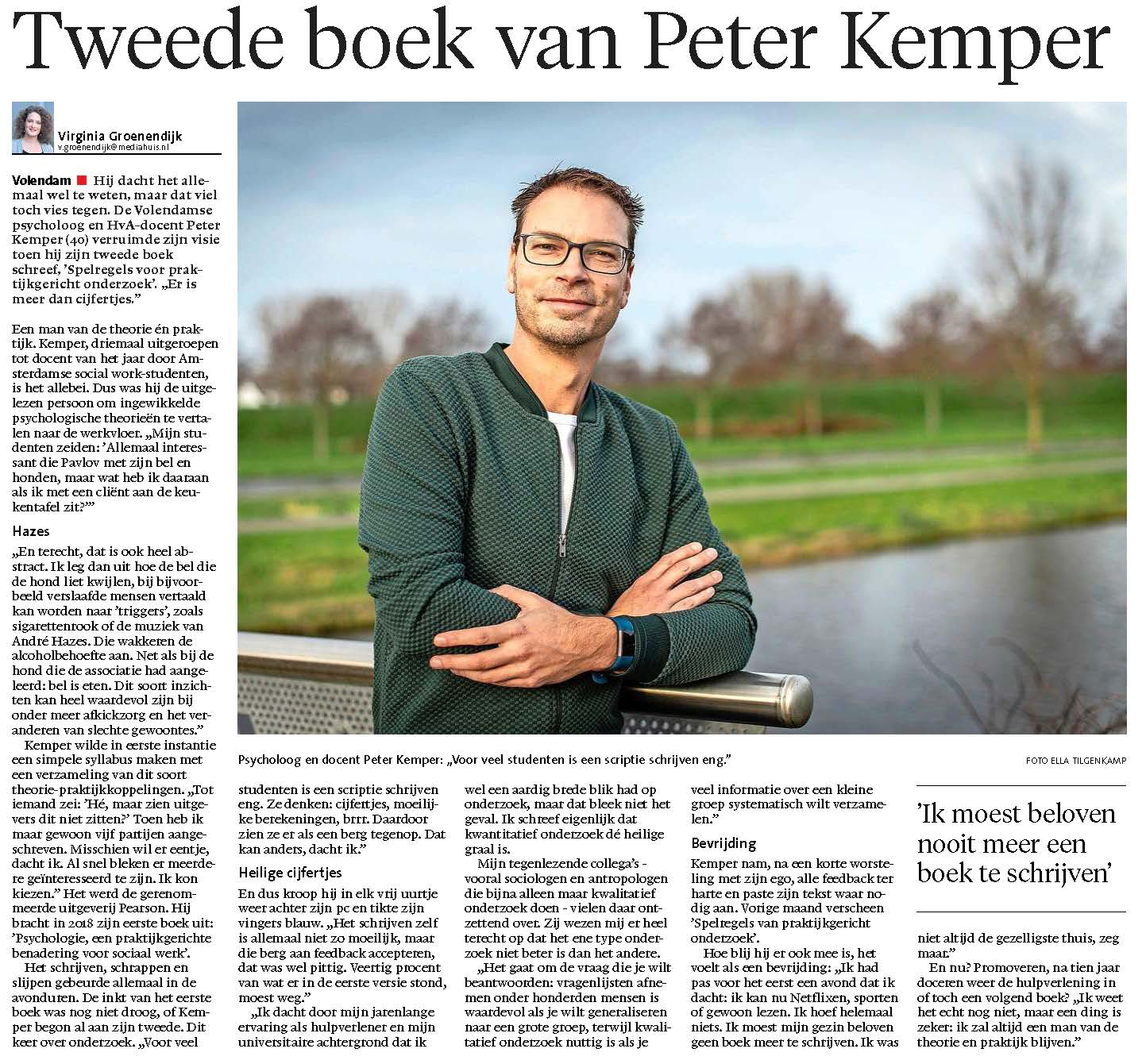 Interview Peter Kemper