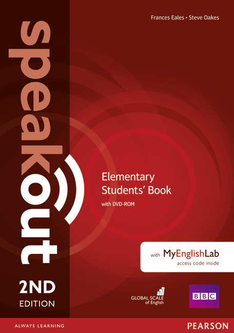 Speakout 2nd edition Elementary