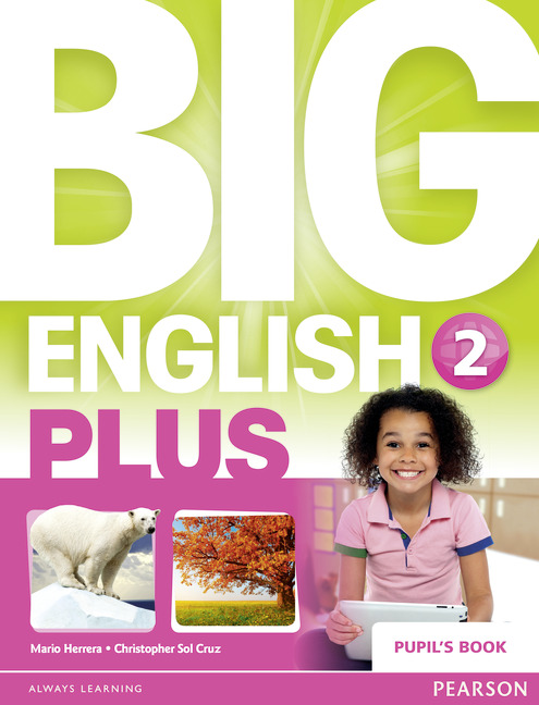 Big English Plus 2