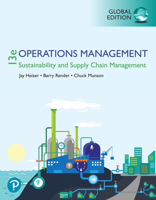 Operations Management, 13/e