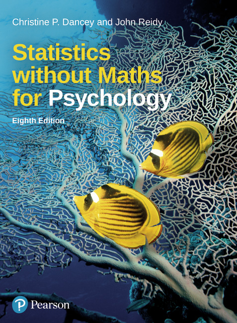 Statistics Without Maths for Psychology, 7/E