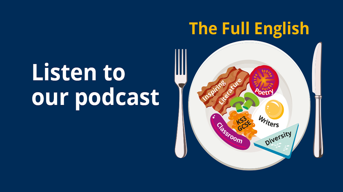Listen to our new podcast The Full English