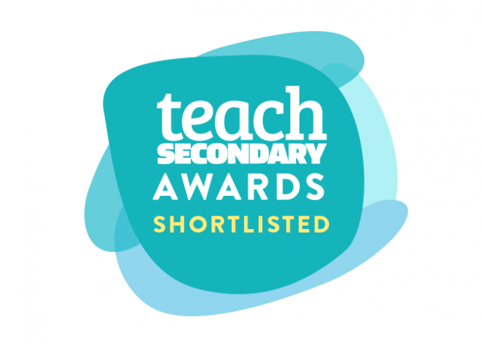 Teach Secondary Awards 2020 shortlisted