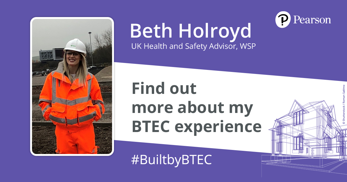 Find out more about Beth Holroyd