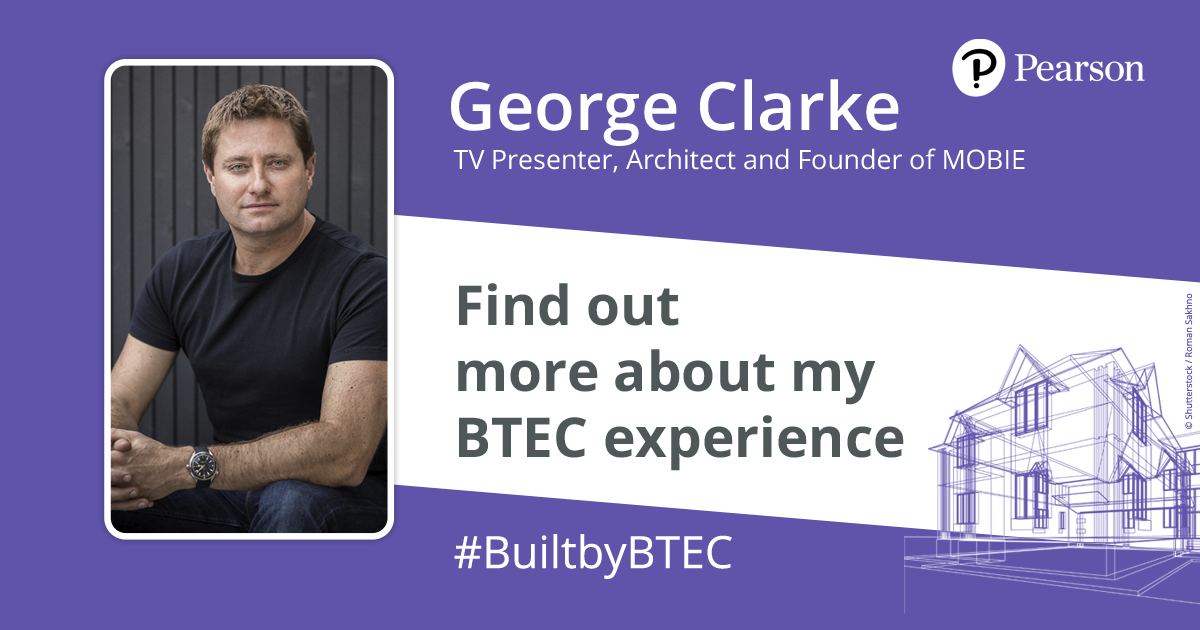 Find out more about George Clarke