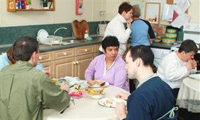 Social services: Transition learning disability team - link to case study