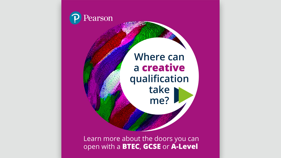 Where can a creative qualification take me?