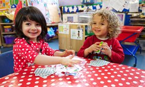 Working in childcare - link to case study