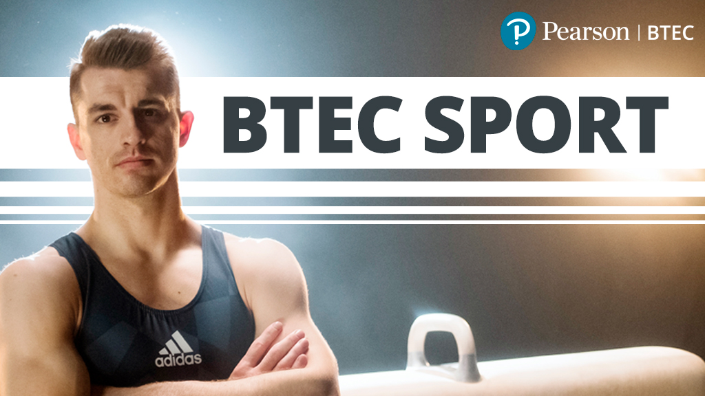 BTEC Sport: Max Whitlock