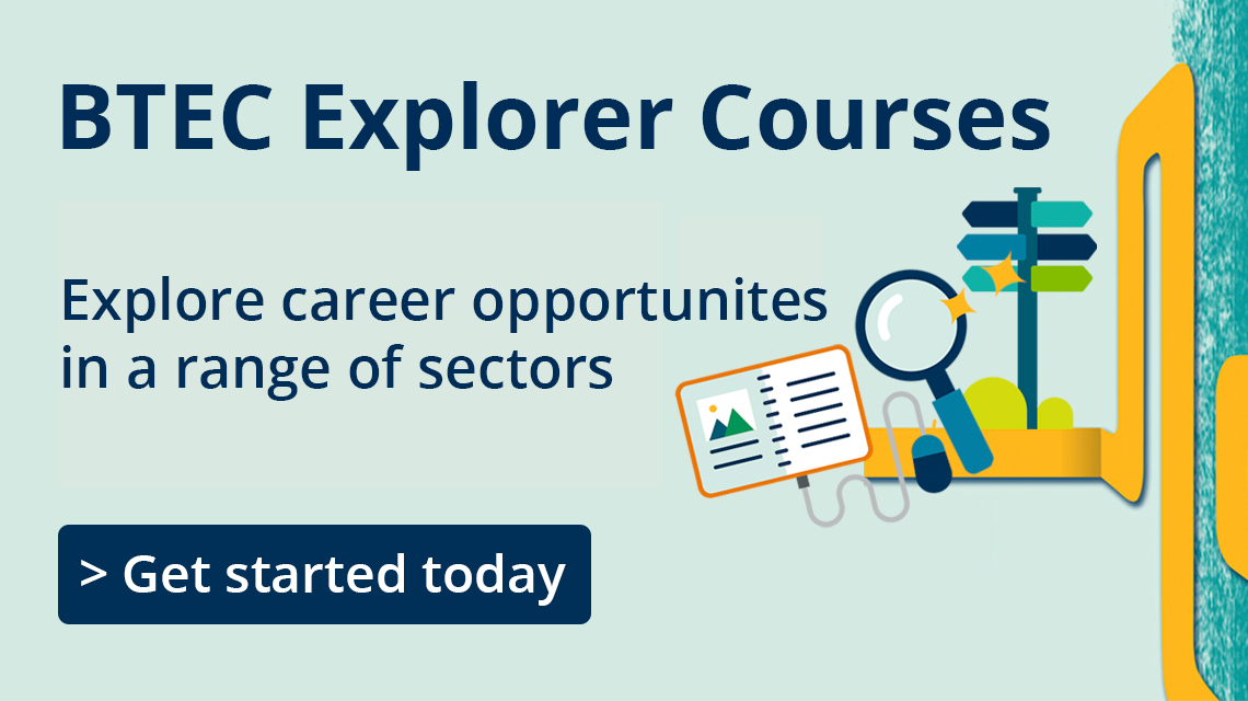 Explorer Courses on Pearson Learning Hub