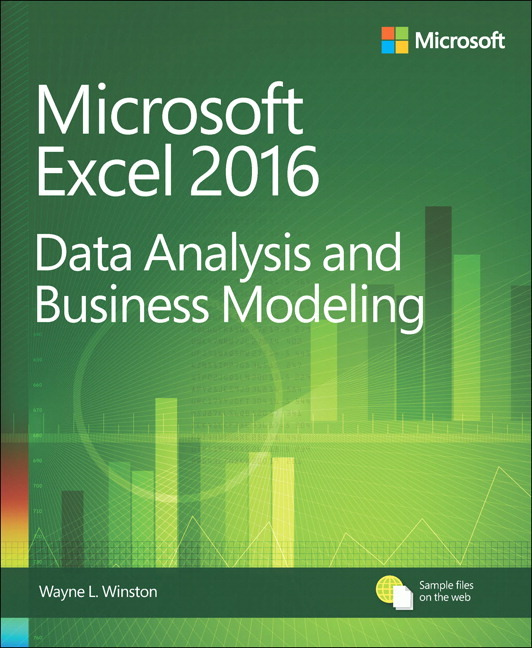 Winston Microsoft Excel Data Analysis and Business Modeling