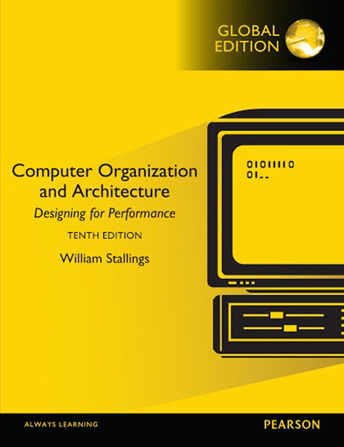 Stallings Computer Organisation and Architecture