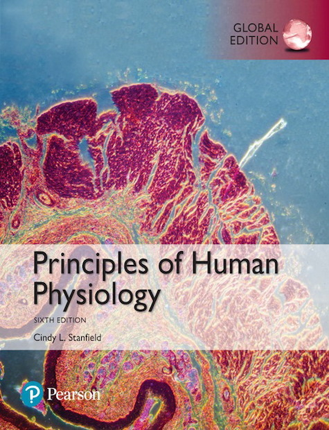 Principles of Human Physiology, Global Edition, 6/E