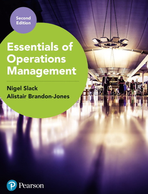 Essentials of Operations Management, 2/E