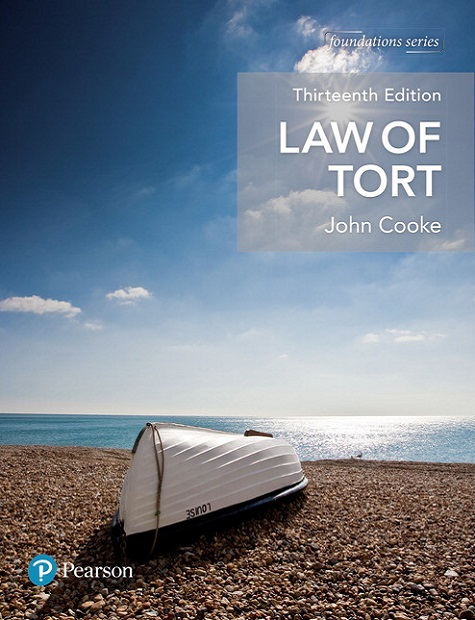 Law of Tort textbook