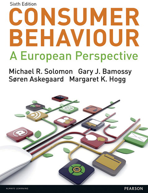 Consumer Behaviour: A European Perspective, 6/E