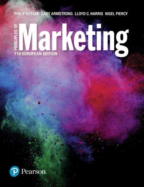 Principles of Marketing European Edition 7th edn, 7/E