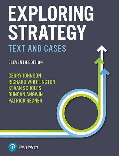 Exploring Strategy: Text and Cases, 11/E
