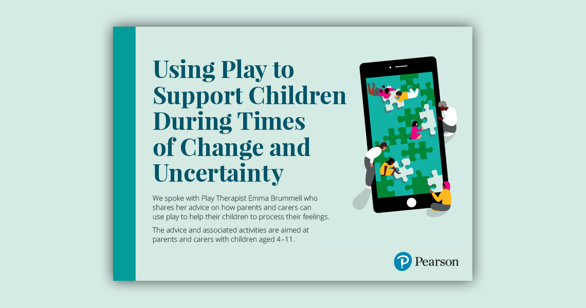 Using Play to support