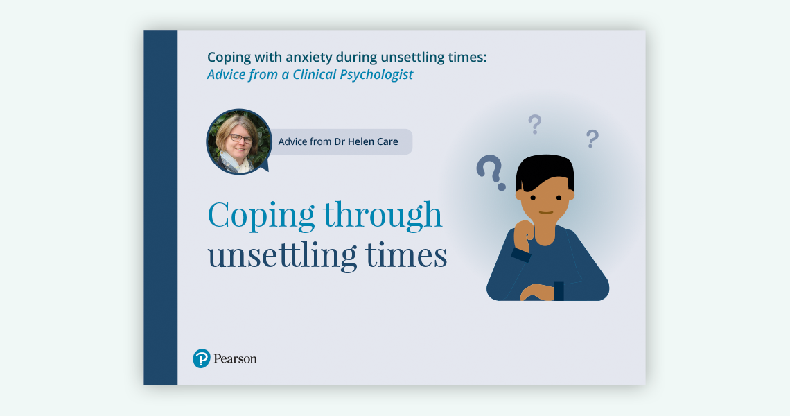 Coping through unsettling times document link