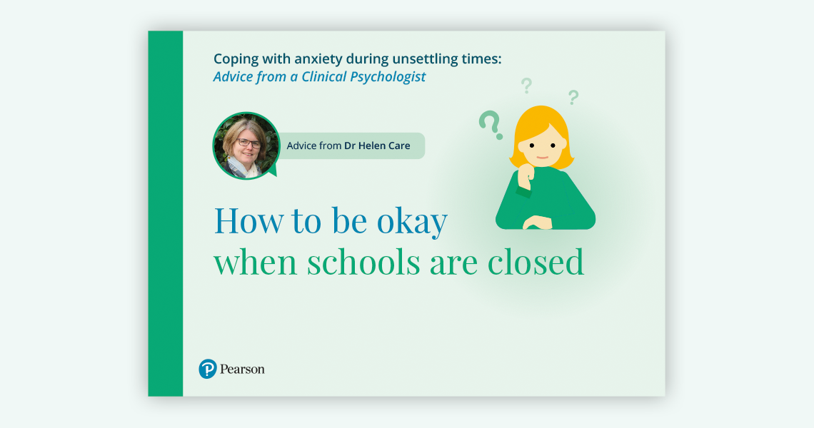 How to be okay when schools are closed document link