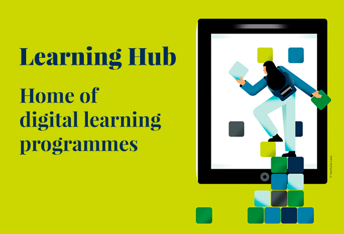 Home of digital learning programmes