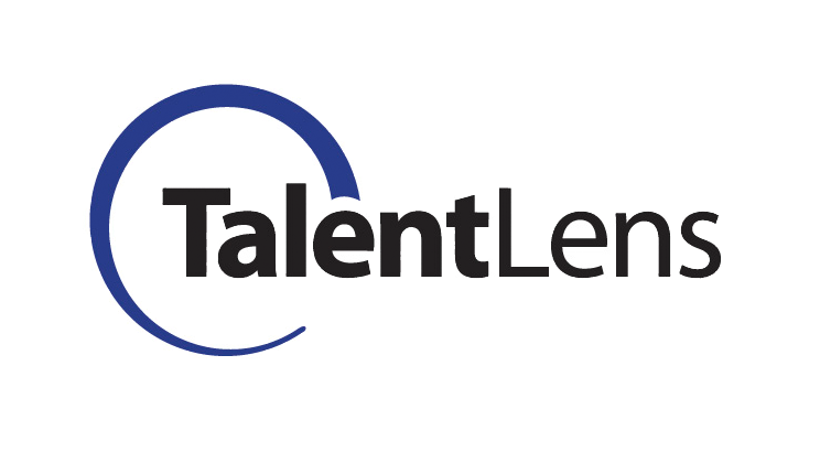 TalenLens logo. Link to Talent development tools for employers