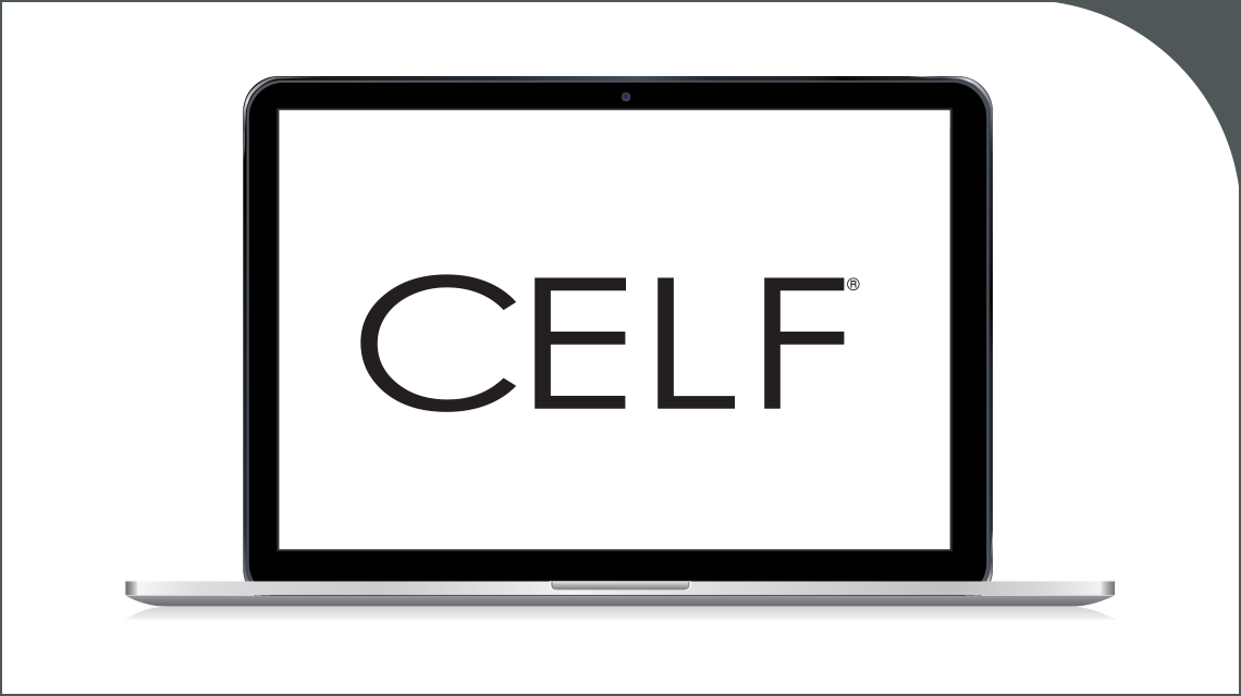 CELF range of assessments