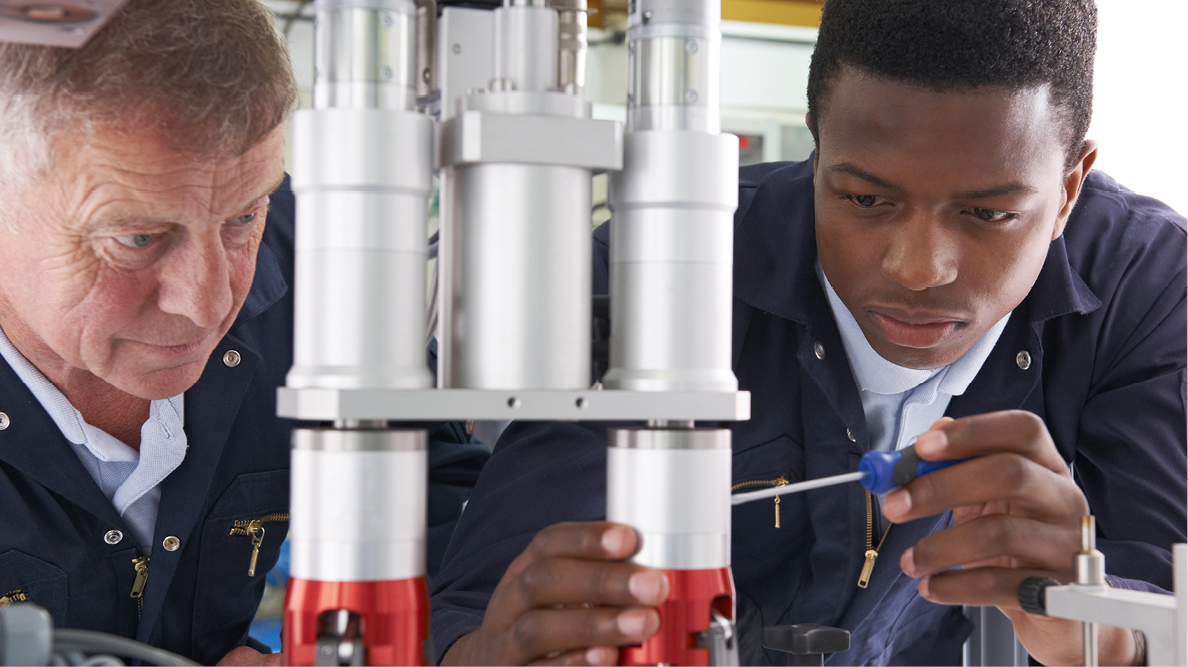 Link to Apprenticeships information for learners